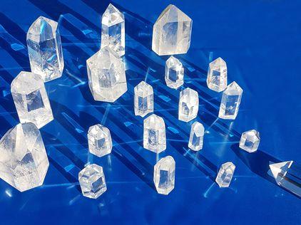 Amadeii crystals