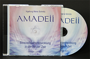 "Exercise CD for the book ""Development of consciousness in the new age"""