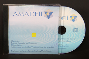 Amadeii - CD 10/12.1 yellow